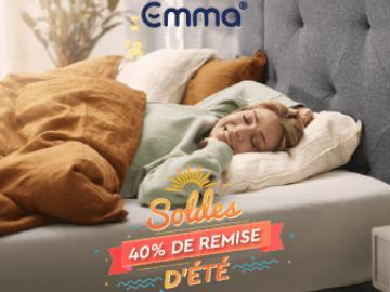 code promo exclusif Emma Matelas : profitez de 5% de remise extra