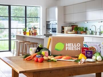 code promo HelloFresh exclusif : remise de 45€ sur les 3 premières box !